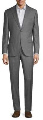 Jack Victor Classic Fit Esprit Wool Suit