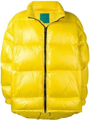 Paura oversized padded jacket