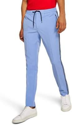 Topman Binding Skinny Fit Jogger Pants