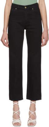 Jacquemus Navy Le Jean Jeans