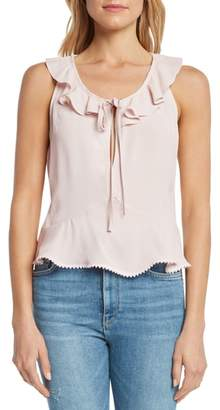 Willow & Clay Peplum Camisole