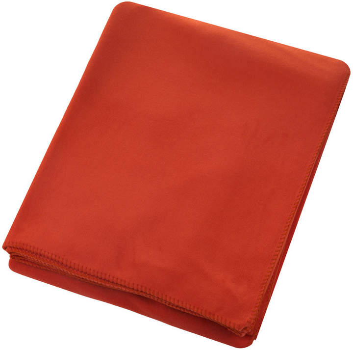 Zoeppritz since 1828 - Large Soft Fleece Blanket - Dark Chilli