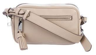 Marc Jacobs Leather Crossbody Bag w/ Tags Beige Leather Crossbody Bag w/ Tags