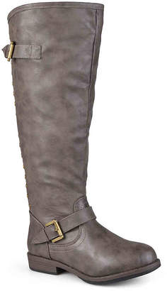 Journee Collection Spokane Wide Calf Riding Boot - Women's