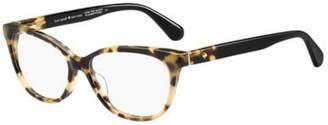Kate Spade new york Karlee Eyeglasses-0581 Havana Black -53mm
