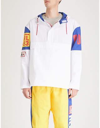 Polo Ralph Lauren CP-93 regatta colourblock shell jacket