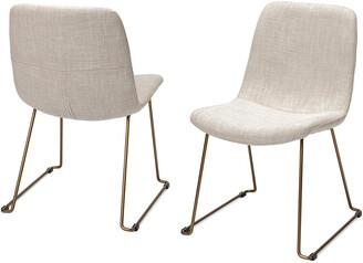 Mercana Home Finn Iii Set Of 2 Dining Chair