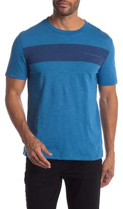 Calvin Klein Jeans Colorblock Short Sleeve Tee