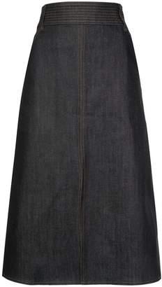 Veronica Beard high-waist skirt