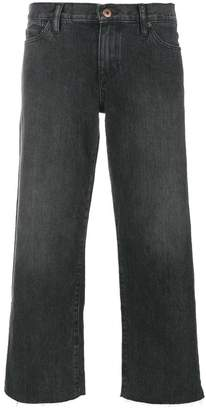 Simon Miller wide-leg cropped jeans