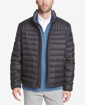 Tommy Hilfiger Men Big & Tall Packable Down Puffer Coat
