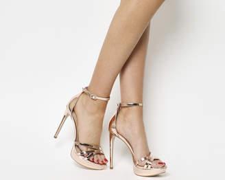 a10d9c8b448 Rose Gold Sandals With Platform - ShopStyle UK
