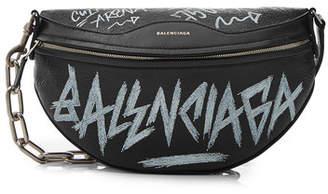 Balenciaga Souvenir XS Leather Belt Bag