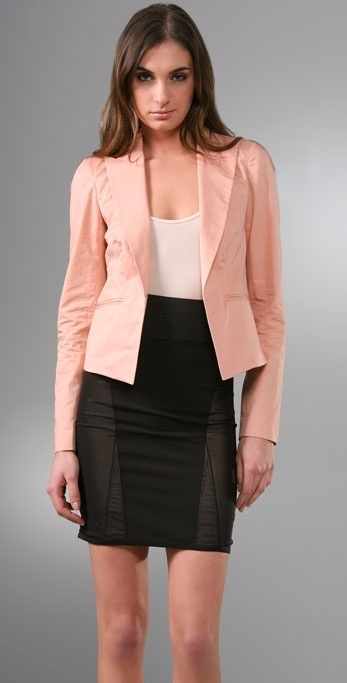 Elizabeth And James Spring Blazer