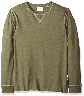 Billy Reid Men's Long Sleeve Dylan Crew