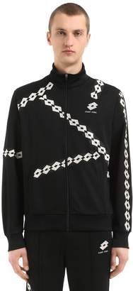 Damir Doma Lotto Zip-up Nylon Track Jacket