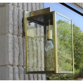 Brayden Studio Escamilla 1-Light Wall Lantern