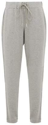 Hanro Balance Stretch Jersey Track Pants - Womens - Grey
