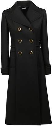 Miu Miu Classic Double Breasted Coat