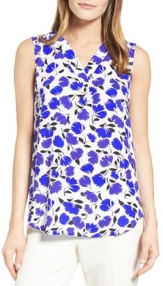 Women's Chaus Floral Print Blouse $59 thestylecure.com