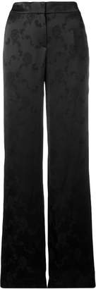 Theory high rise palazzo trousers
