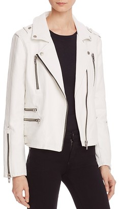 BLANKNYC Faux Leather Moto Jacket - 100% Exclusive $128 thestylecure.com