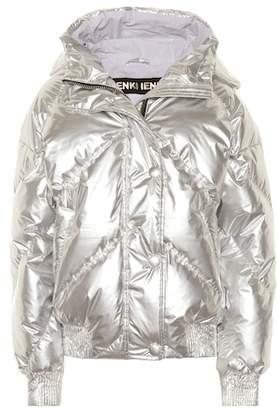 Ienki Ienki Dunlope Foil puffer jacket