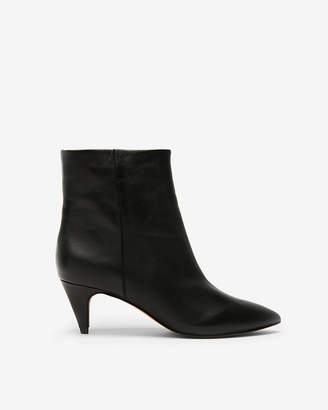 Express Dolce Vita Dee Leather Booties