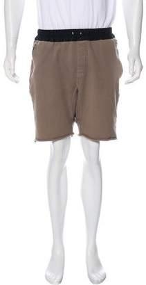 Fear Of God Knit Drop-Crotch Shorts