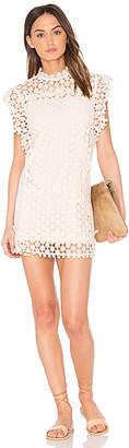 Tularosa x REVOLVE Clayton Tunic Dress in Pink $210 thestylecure.com