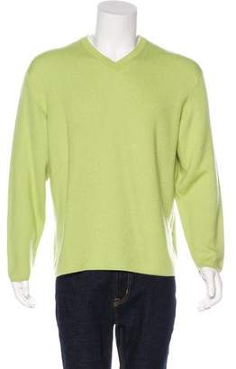 Hermes Cashmere and Silk-Blend Sweater