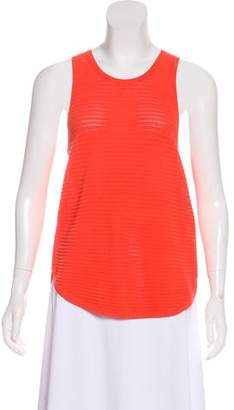 J Brand Sleeveless Racerback Knit Top