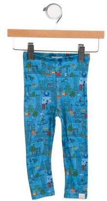 Paul Smith Boys' Printed Knit Pants