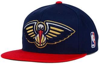 Mitchell & Ness New Orleans Pelicans Xl Logo Snapback Cap