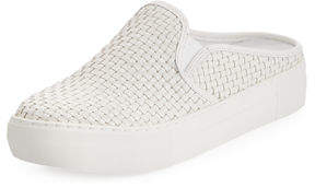 J/Slides Aubrey Open-Back Slide Sneaker