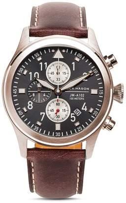 Jack Mason Aviator Chronograph Watch, 42mm