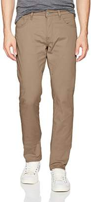 Robert Graham Men's Tanner Stretch Tailored Fit Woven Pant