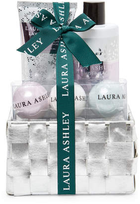 Laura Ashley 6-Piece Lavender Sage Body Care Gift Set