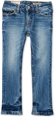 Ralph Lauren Skinny Jeans, Toddler Girls (2T-4T) & Little Girls (2-6X) $45 thestylecure.com