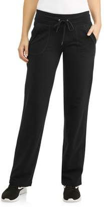 Danskin Women's Active Relaxed Fit Pant