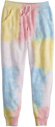 So Girls 7-16 SO Porkchop Pocket Sweatpants