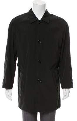 Burberry Lightweight Point Collar Coat