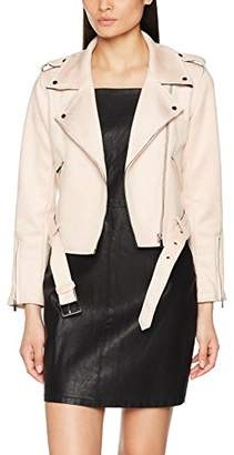cache cache Women's Bikbelt Jacket,8 (Manufacturer Size: 8)