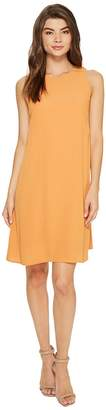Kensie Dainty Crepe Sleeveless Dress KS7K7994 Women's Dress
