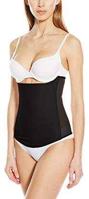 Annette Women's Faja Extra Firm Control Latex Invisible Step-in Waist Cincher