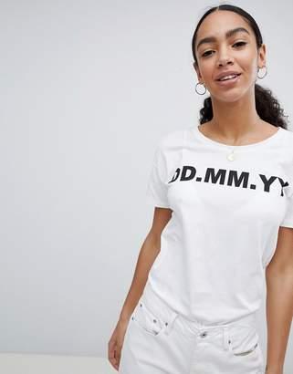 Noisy May Slogan T-Shirt