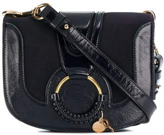 See by Chloe small Hana cross body saddle bag