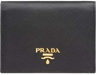 Prada small saffiano wallet