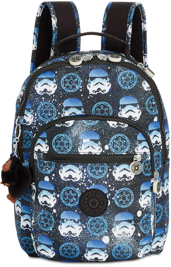 Kipling Disney's Star Wars Small Seoul Backpack - INTERSTELLAR STORM - STYLE