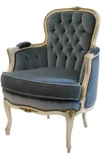 Vintage Petite Armchair